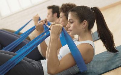 Stott pilates basic principles